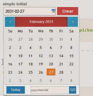 10+ stylish Jquery Datetime picker plugin for Web and mobile