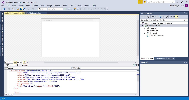 Powershell_WPF - Part I - How to create a GUI