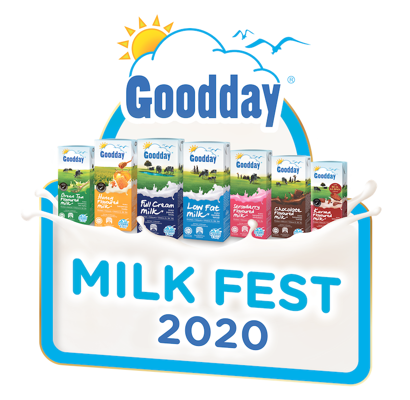 GOODDAY MILK FEST 2020 BRINGS BACK MORE GOODNESS WITH A DELICIOUS NEW VARIANT AND EXCITING OFFERS