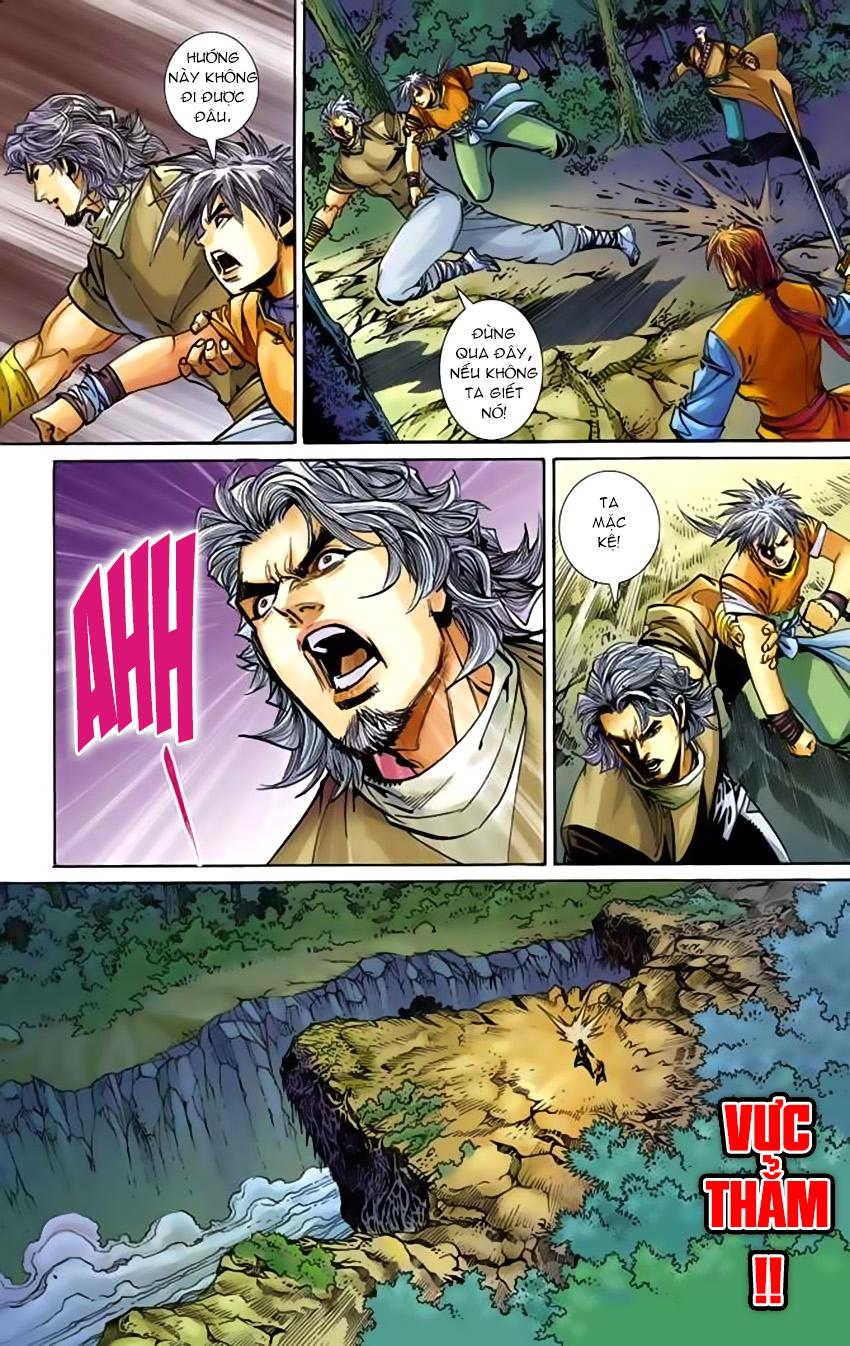 Bạch Phát Quỷ chap 6 - Trang 16