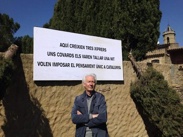 ELS XIPRERS NO CREUEN EN DÉU, BOADELLA