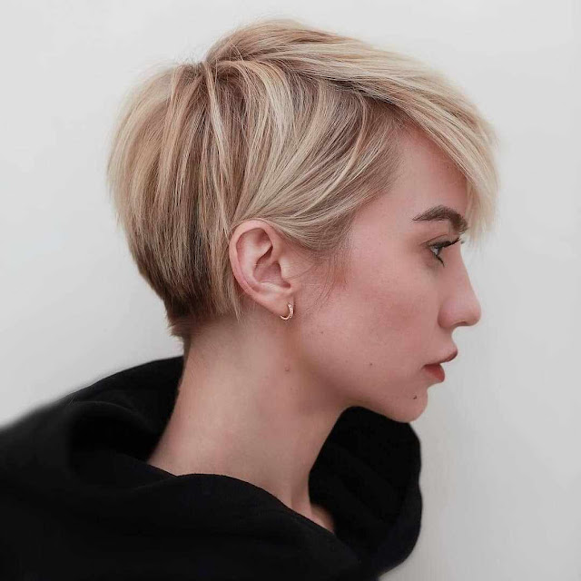 short hairstyles easy
