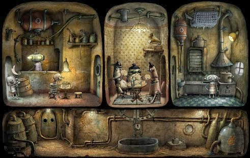 Machinarium Android APK + DATA Full Version Pro Free Download