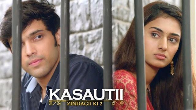 Very Very Shoxking twist ahead in Kasautii Zindagii Kay 2