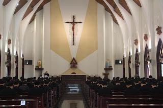 Tuần Tĩnh tâm năm của Đại Chủng viện thánh Phanxicô Xaviê