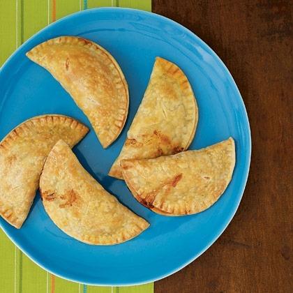 Ham and Cheese Empanadas Recipe