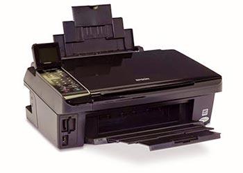 Epson NX510 Factory Reset