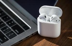 Begini Caranya Menghubungkan AirPods ke MacBook