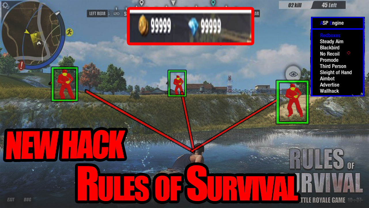rules of survival update trailer
