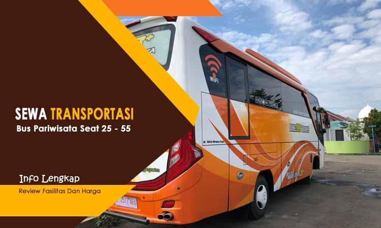 Tarif Sewa Bus Wisata Daerah Bandung