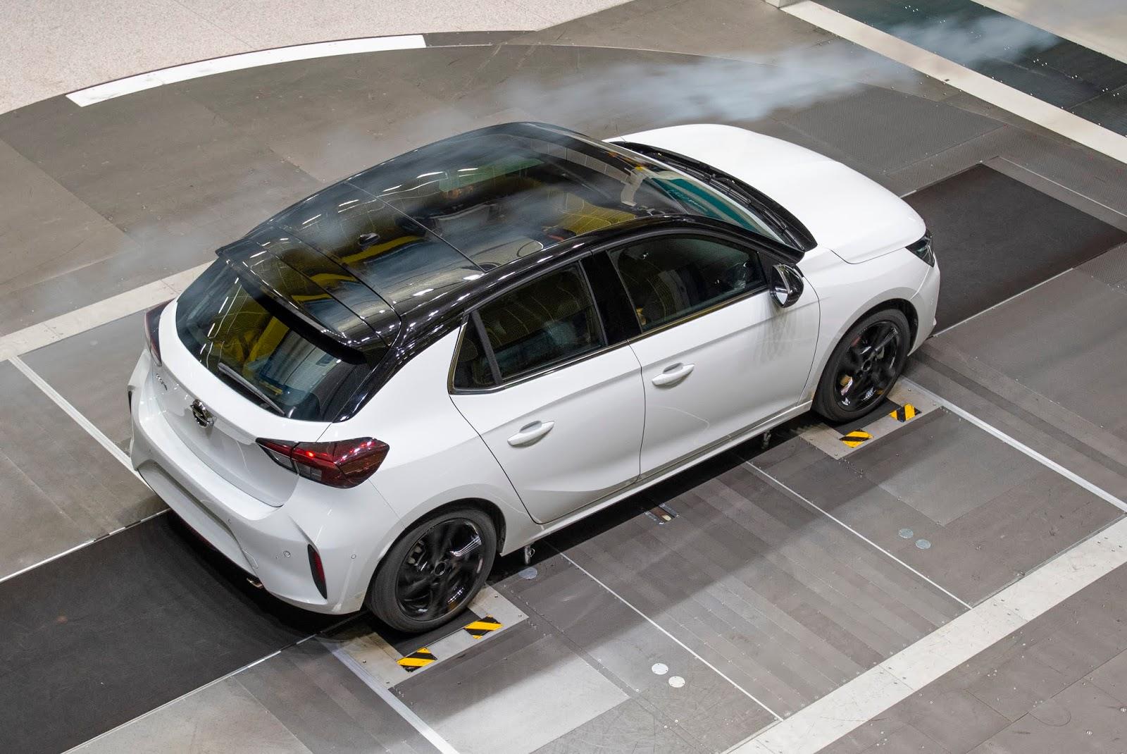 2019 - [Opel] Corsa F [P2JO] - Page 13 2019-opel-aerodynamic-507978