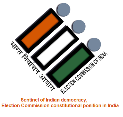 Sentinel of Indian democracy, Election Commission constitutional position in India - Must read this article