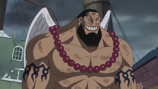 tato karakter one piece