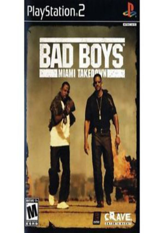 Download Bad boys 2 game for PC