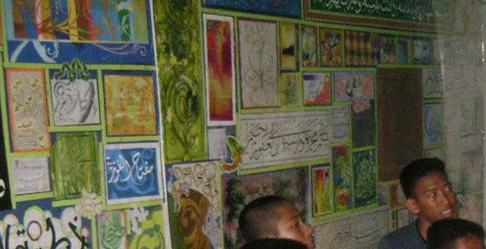 AKLAM, Calligrapher Association in memoriam