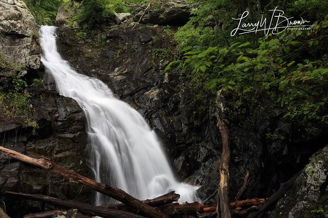Whiteoak Canyon Waterfall #3