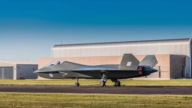 Menhan Inggris Inginkan Pesawat Masa Depan Tempest Diproduksi Besar-besaran
