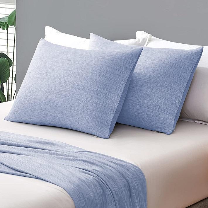Win Elegear Cool Summer Blanket and Elegear 2Pcs Cool Pillowcases