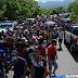 Al menos 3.000 migrantes hondureños ingresan a Guatemala en busca de EEUU