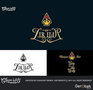 Jasa desain Logo + maskot