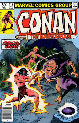 Conan the Barbarian #118