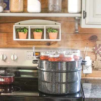 Home canning | On The Creek Blog