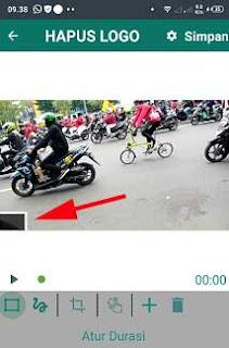 Cara Menghilangkan Objek Pada Video Android