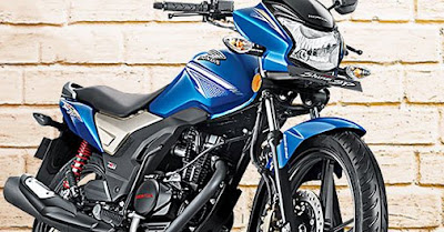 Honda CB Shine SP front view Hd image