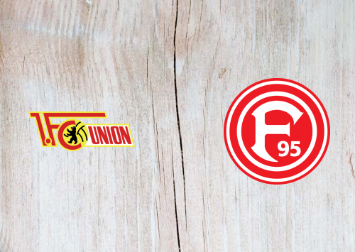 Union Berlin vs Fortuna Dusseldorf -Highlights 27 June 2020