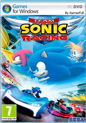 Team Sonic Racing (2019) PC Full Español [MEGA]