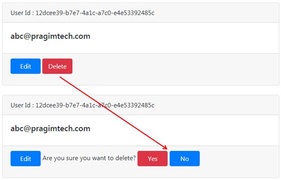 asp.net core mvc delete confirmation