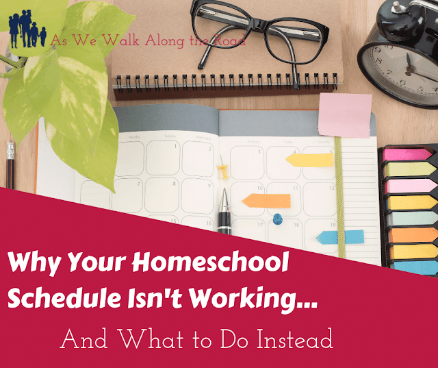 Homeschool schedules