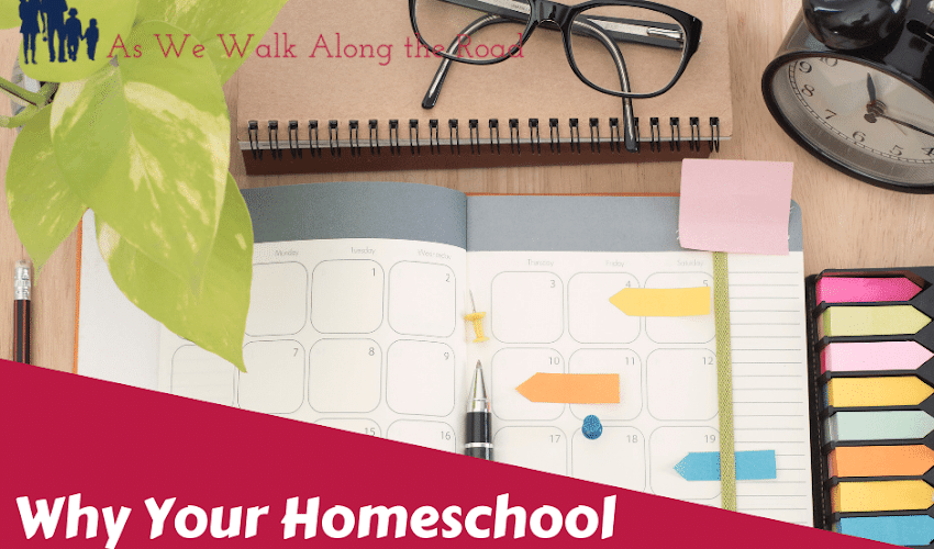 Why Your Homeschool Schedule Isn't Working and What You Can Do Instead