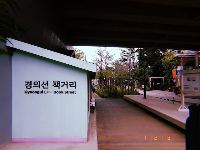 Gyeongui Line Book Forest