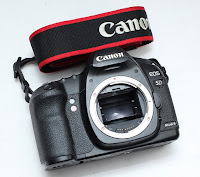 Jual Canon EOS 5D Mark 2 BO 2nd