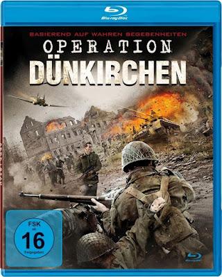 Operation Dunkirk (2017) Dual Audio [Hindi – Eng] 720p BluRay HEVC x265 ESub