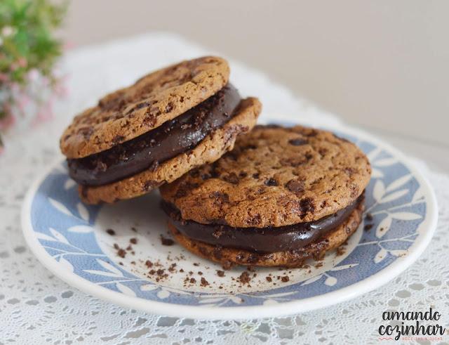 cookie recheado