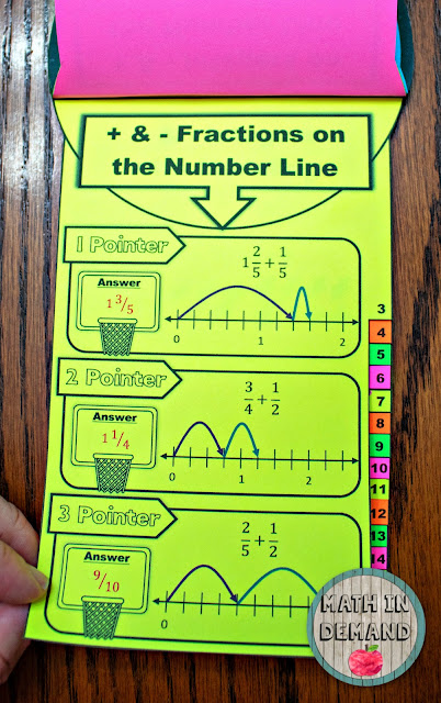 7th Grade Math Number Sense Practice Pointers