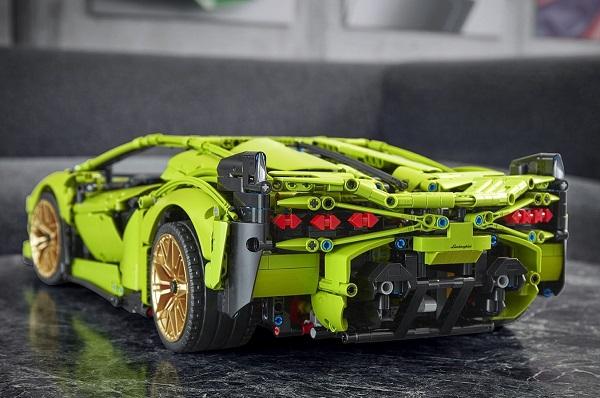 Lamborghini Sian LEGO