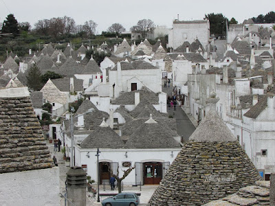 Alberobello vista general