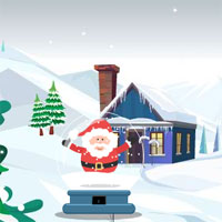 8bGames Snow Globe Santa Escape