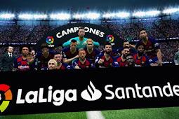 New Gate & Winner Platform Laliga Santander - PES 2017