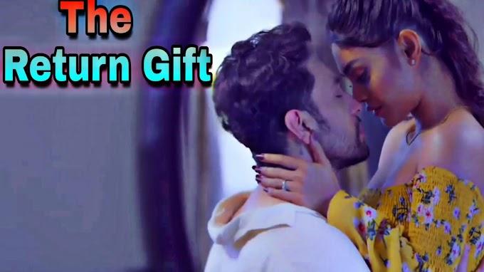 Sreejita De sexy scene - The Return Gift (2021)