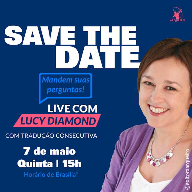 Live com Lucy Diamond