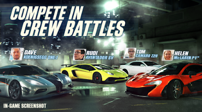 Download Game CSR Racing 2 Mod Apk For Android Full Version Free Download