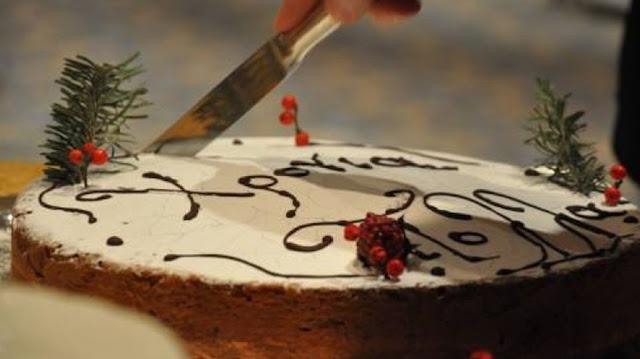 Ο Σύλλογος Συνταξιούχων ΤΕΒΕ - ΟΑΕΕ Ναυπλίου κόβει την Πρωτοχρονιάτικη πίτα του