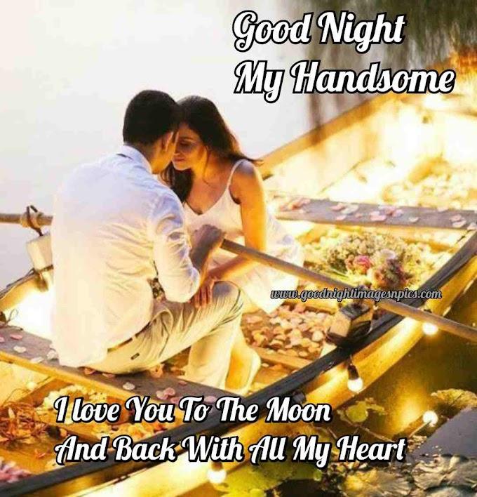 Romantic good night HD images photos and pics download - goodnightimagesnpics.com