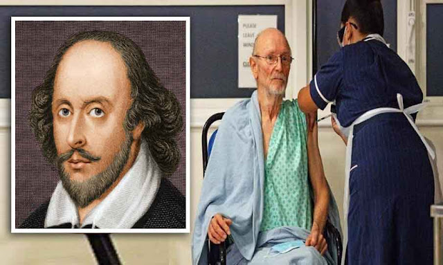 وفاة وليام شكسبير william shakespeare death