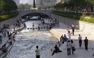 Indah dan Bersihnya Sungai di Korea Selatan (FOTO)