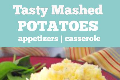 Tasty Mashed Potatoes Recipe